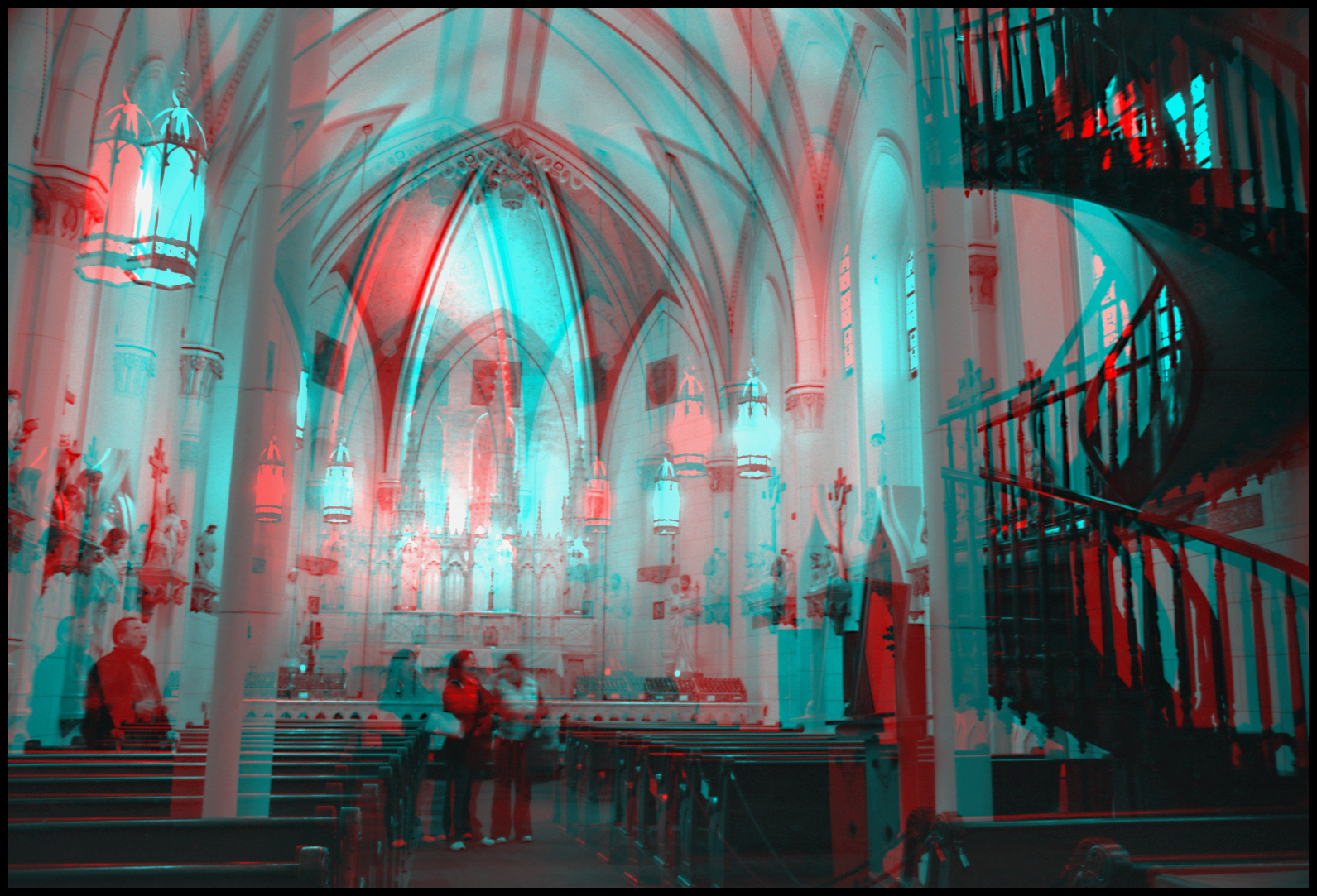 3d image 3d anaglyph 3d gallery for 3d star net
